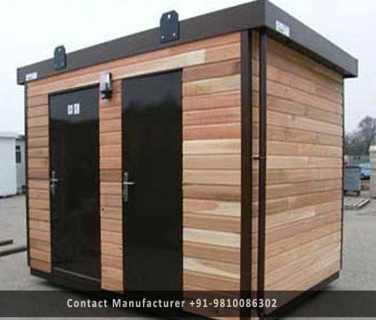Portable Toilets Manufacturer in Oman