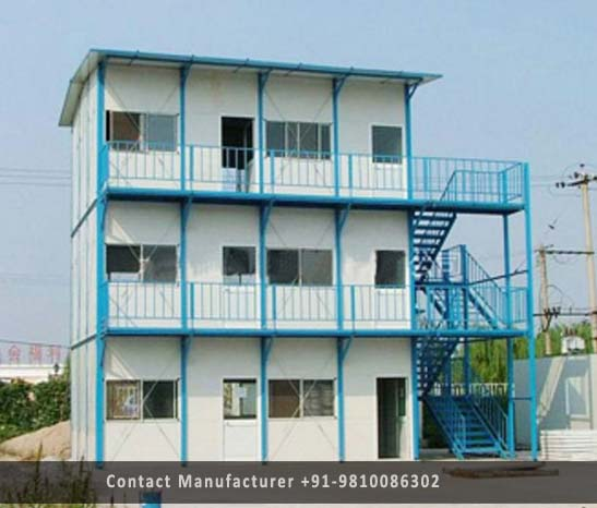 prefabricated g 2 building