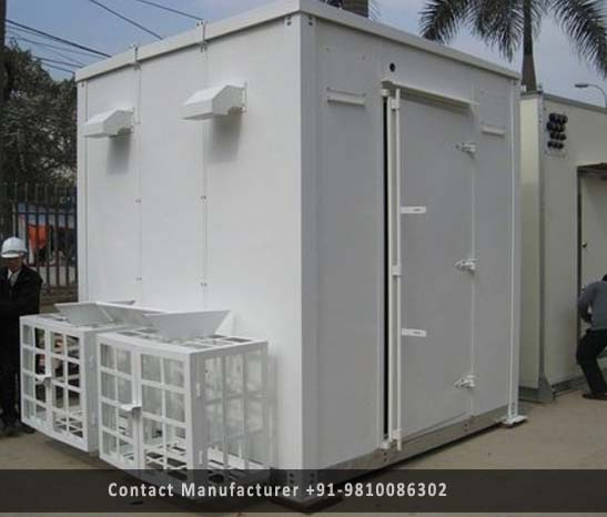 Telecommunications Huts: Prefabricated Shelters Manufacturer In Thailand